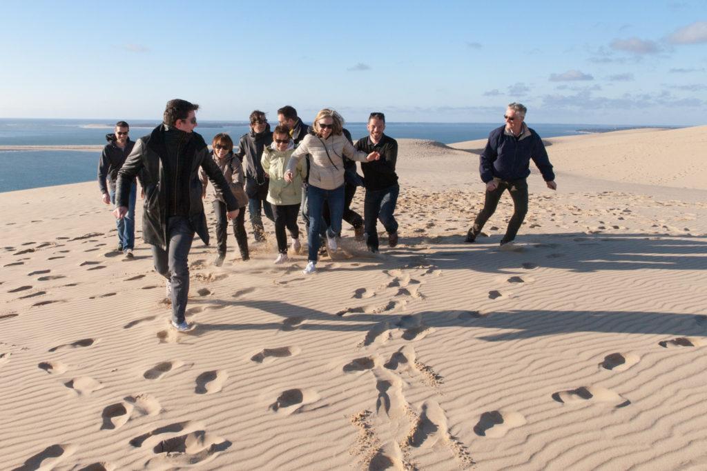 Un petit tour par la Dune du Pyla...