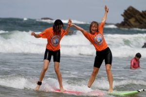 Biarritz-Surf-Training